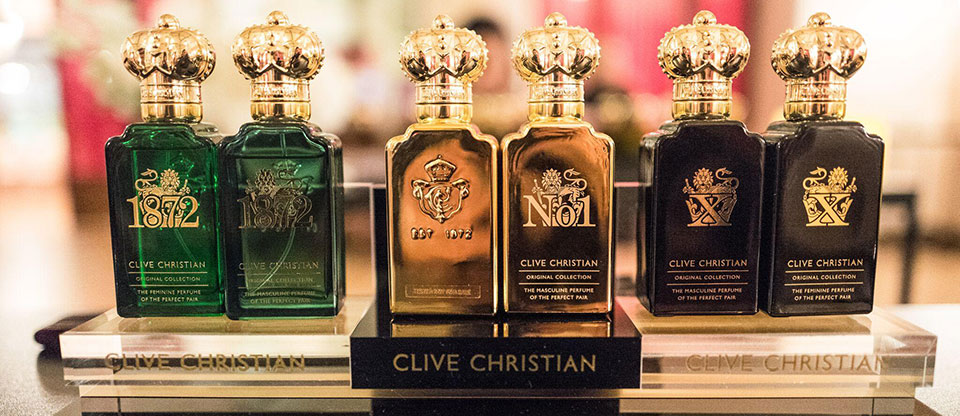 Парфюмерия Clive Christian