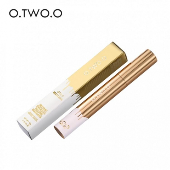 Тушь для ресниц O.TWO.O Gold Mascara 10g (арт. 9981)