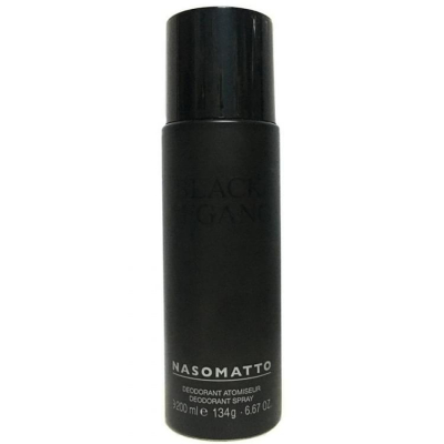 Дезодорант 200ml Nasomatto Black Afgano (унисекс)