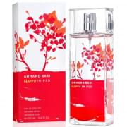 Armand Basi Happy In Red for women 100 ml