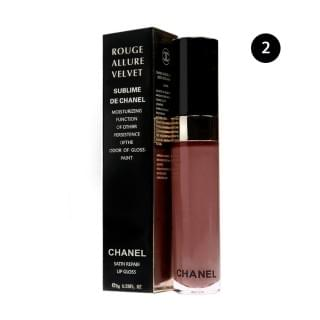 Блеск для губ Chanel Rouge Allure Velvet Sublime 8g №2 (1шт)