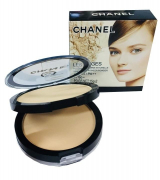 Пудра Chanel Les Beiges 2в1 15g*2