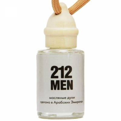 Ароматизатор Carolina Herrera 212 Men 10ml