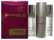 Парфюмерная вода 3*20 мл Montale Roses Musk