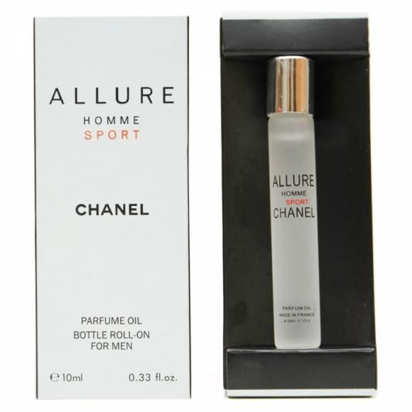 Парфюмерное масло Chanel Allure Homme Sport for men 10 ml