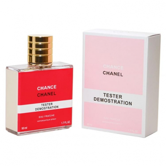 Тестер Chanel Chance Eau Fraiche for women 50 ml ОАЭ