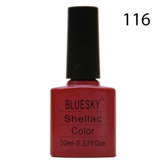 Гель-лак Bluesky Shellac Color 10ml 116