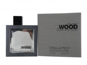 DSQUARED HE WOOD SILVER WIND WOOD EDT for men 100 ML