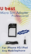 U best Micro Sim Adapter