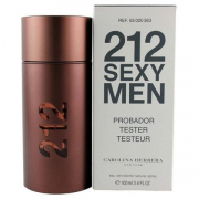 Тестер Carolina Herrera 212 Sexy Men 100ml